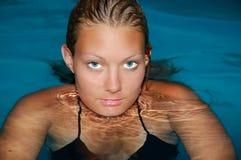 Nuoto Fotografia Stock Libera da Diritti