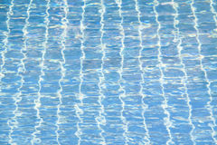 Nuoto dell'hotel Fotografia Stock Libera da Diritti