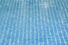 Nuoto dell'hotel Fotografia Stock