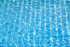 Nuoto dell'hotel Immagine Stock