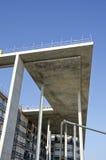 Nuova alta costruzione della casa Fotografia Stock