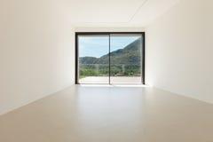 Nuova architettura, stanza Immagini Stock Libere da Diritti