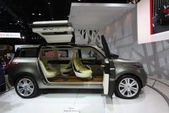 Nuova automobile 2011 di concetto di KIA Fotografia Stock Libera da Diritti