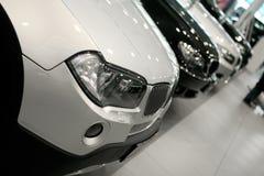 Nuova automobile Fotografie Stock