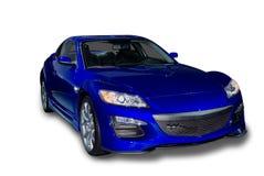 Nuova automobile sportiva di Mazda RX-8 Fotografie Stock