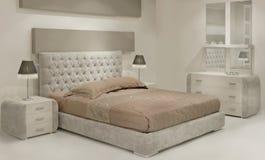 Nuova camera da letto barrocco Fotografia Stock Libera da Diritti