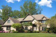 Nuova casa 114 Immagine Stock Libera da Diritti