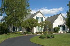 Nuova casa 121 Immagine Stock