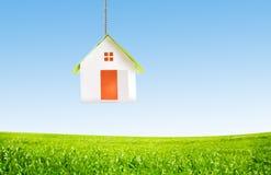 Nuova casa Immagini Stock Libere da Diritti