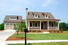 Nuova casa da vendere Immagini Stock Libere da Diritti