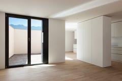 Nuova casa interna Immagini Stock Libere da Diritti