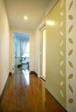 Nuova casa a Pechino fotografie stock