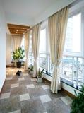 Nuova casa a Pechino fotografia stock libera da diritti