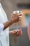 Nuova cerimonia nuziale di età Immagini Stock