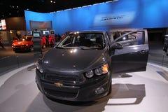 Nuova Chevrolet 2012 sonico Immagini Stock
