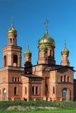 Nuova chiesa Fotografie Stock Libere da Diritti
