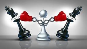 Nuova concorrenza Immagine Stock