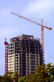 Nuova costruzione 2 Fotografie Stock Libere da Diritti