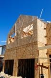 Nuova costruzione Fotografia Stock