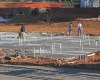 Nuova costruzione Fotografia Stock Libera da Diritti