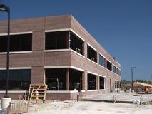 Nuova costruzione dell'ufficio Fotografia Stock Libera da Diritti