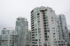 Nuova costruzione di appartamento immagine stock libera da diritti