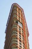 Nuova costruzione di appartamento di Vancouver Immagini Stock Libere da Diritti