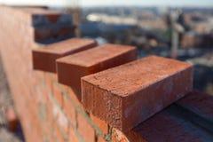 Nuova costruzione domestica Fotografie Stock Libere da Diritti
