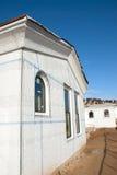 Nuova costruzione domestica Fotografie Stock