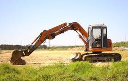 Nuova costruzione domestica della proprietà Immagini Stock Libere da Diritti