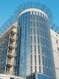 nuova costruzione a Kiev Immagini Stock Libere da Diritti