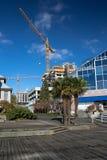 Nuova costruzione nella nuova città di Westminster Fotografie Stock Libere da Diritti