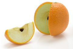 Nuova frutta fotografie stock