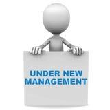 Nuova gestione illustrazione di stock