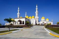 Nuova grande moschea fotografie stock