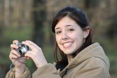 Nuova macchina fotografica Immagini Stock