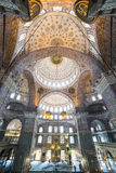 Nuova moschea in Fatih, Costantinopoli Immagine Stock