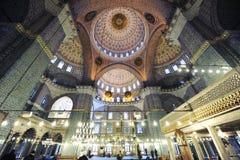 Nuova moschea, Yeni Camii Immagini Stock