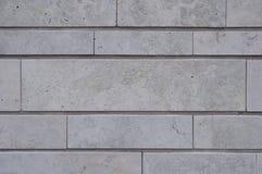 Nuova parete moderna del primo piano del calcare Immagini Stock Libere da Diritti