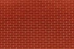 Nuova, parete pulita del mattone ceramico e di finitura rosso immagine di sfondo, struttura illustrazione vettoriale