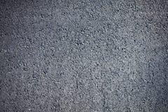 Nuova priorità bassa pulita della strada asfaltata con la scenetta Fotografie Stock