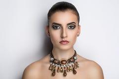Nuova progettazione dei gioielli Immagini Stock