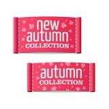 Nuova raccolta di autunno Immagini Stock