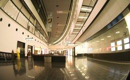 Nuova registrazione nell'aeroporto di Vienna Immagini Stock
