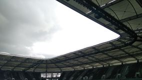 Nuova Rostov-arena dello stadio fotografie stock libere da diritti