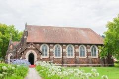 Nuova st Georges Anglican Church in Knysna fotografia stock