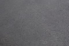 Nuova strada asfaltata fresca Immagine Stock