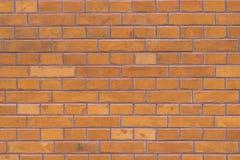 Nuova struttura del muro di mattoni di configurazione Fotografia Stock