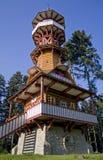 Nuova torre Fotografie Stock Libere da Diritti