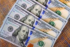 Nuova valuta Fotografia Stock